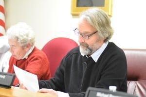 "MayorDaveMerandyfeelsareferendumwilldecidetheelectiondatequestion,""onceandforall.""(Photo by M. Turton)"