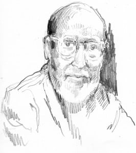 A portrait by JM Superville Sovak (photo provided)