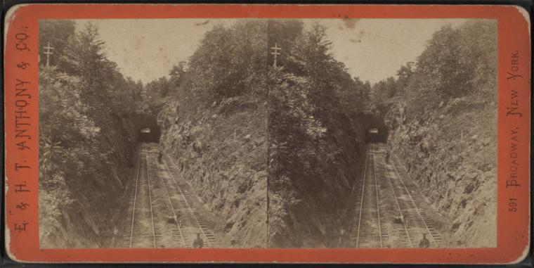 tunnel between garrison and cold spring