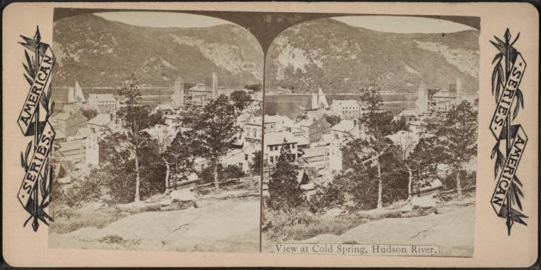 view of cold spring