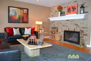 A room staged by Design Solutions KGP (photo provided)