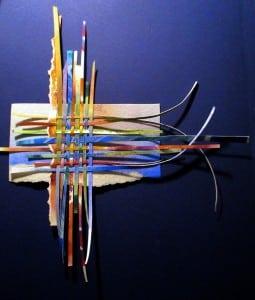 Kate Vikstrom, Weavings (photo provided)