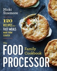 The cover of Sizemore's new cookbook.