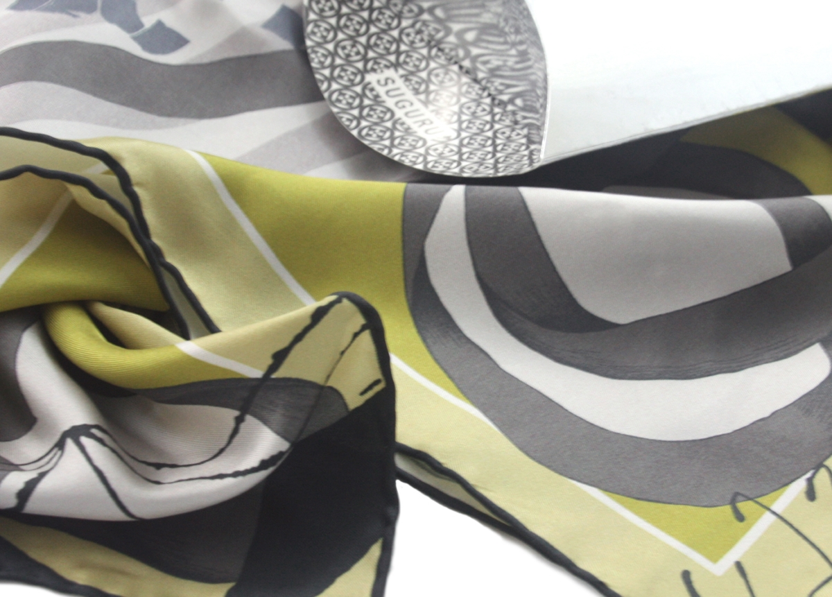 Suguru Miyagi Textile 6 ST4H