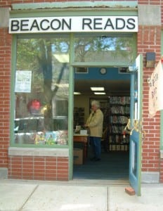 The Beacon Reads bookstore (photo provided)