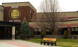 Beacon High School (photo by Anita Peltonen)