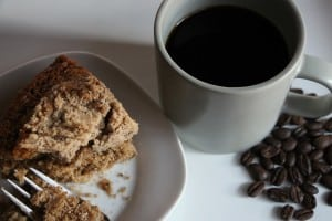 Coffeeloversknowthatfreshlyroastedandbrewedwinsinagoodcup. (PhotobyM.A.Ebner)