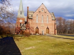 The Reformed Church of Beacon (photo by J. Simms)