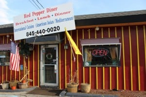 The Red Pepper Diner (photo by A. Rooney)