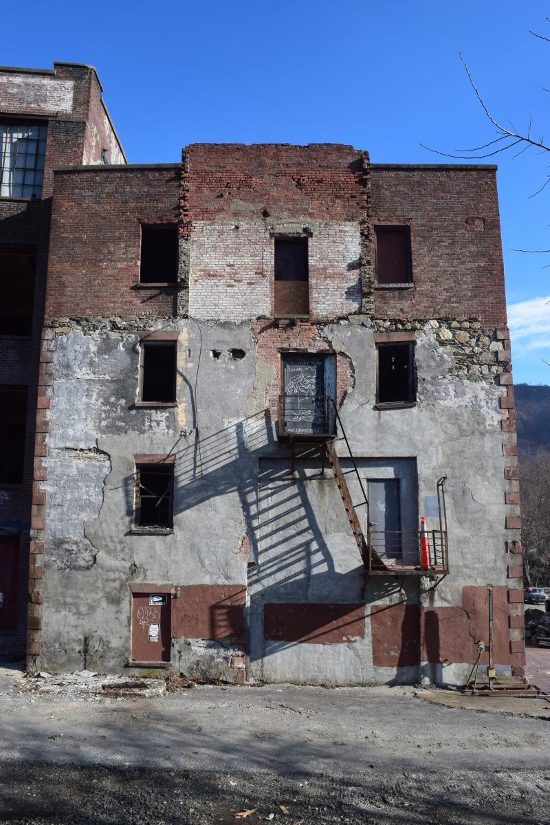 Beacon Building Demolished