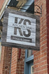 KitchenSink opened in August (photo by A. Rooney)