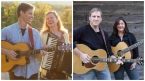 Jeffrey Pepper Rodgers and Wendy Ramsay will perform, along with Open Book (Michele and Rick Gedney)