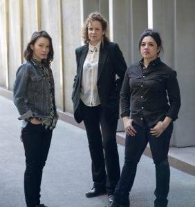 StaceyYen,NanceWilliamson,Maria-ChristinaOliveras(PhotobyTravisMagee)