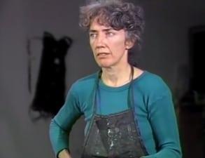 Elizabeth Murray, in the film