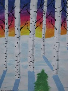 ArtbyMiaSarchill,asixth-graderatRomboutMiddleSchool (image provided)
