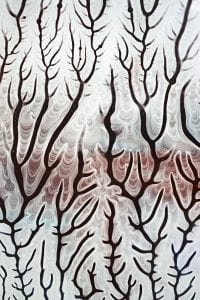 """DetailsfromPeterBynum's""""WinterNo.330"""" (photo provided)"""