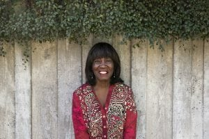 Poet Patricia Smith   (Photo by Beowulf Sheehan, courtesy of Blueflower Arts)