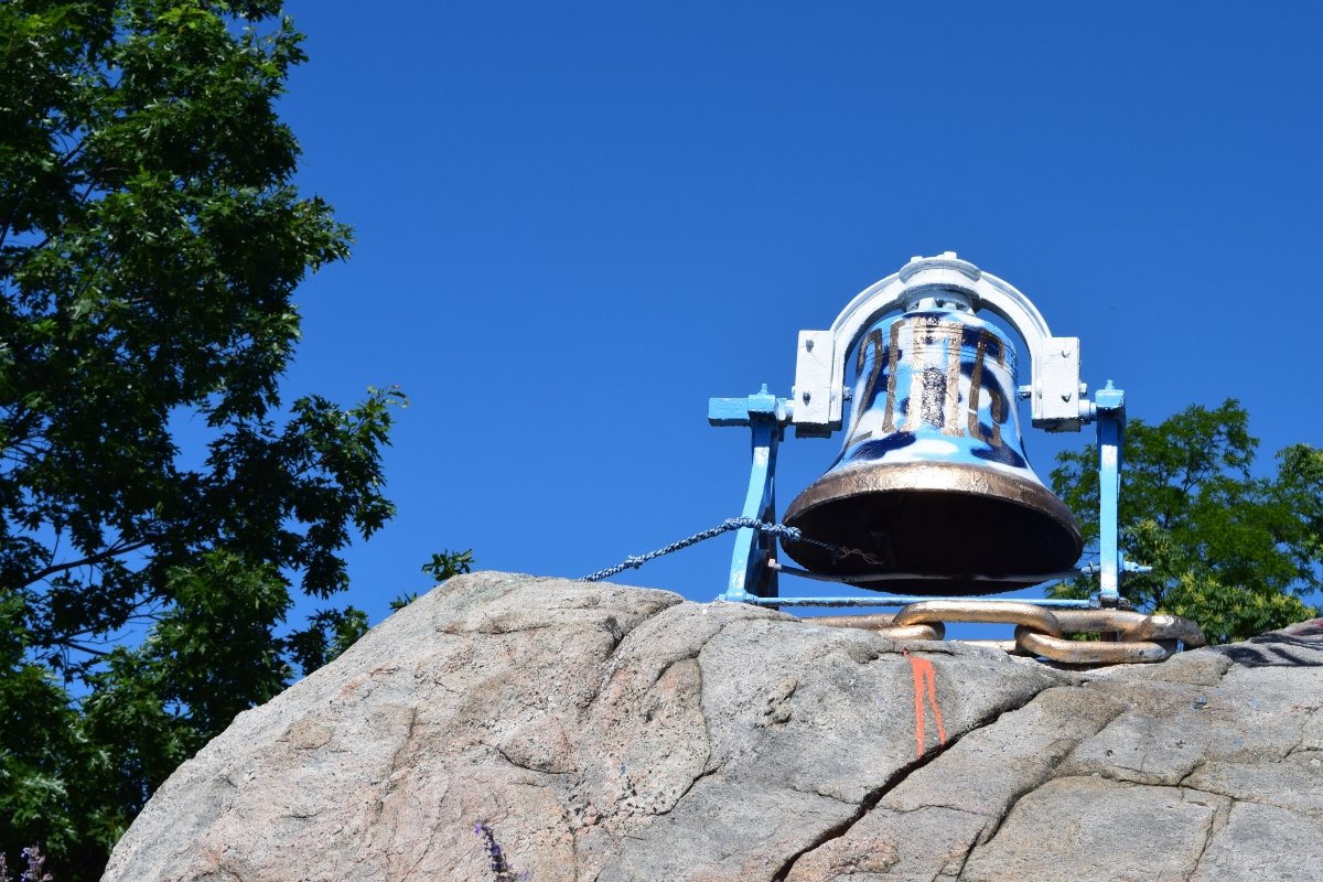 The Haldane Bell