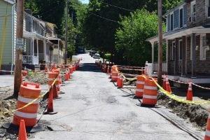 ImprovementstoFurnaceStreetareunderway.(PhotobyM.Turton)