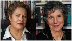 Marta Elva and Patricia King