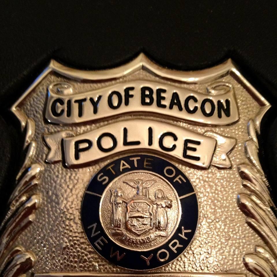 beacon police badge