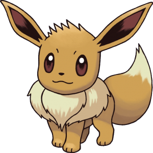 Eevee are common in Cold Spring.