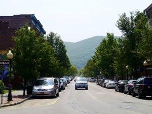 Main Street, Beacon (photo by J. Simms)