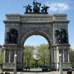 The Soldiers and Sailors Memorial at Prospect Park, Brooklyn (Photo by  Jeffrey Gustafson)