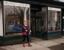 Marina Yashina, Cold Spring Gallery Owner, Has Died