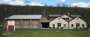 The Garrison fire station on Route 9 (photo provided)