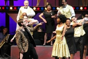 "A scene from the musical ""Memphis,"" which the County Players presented in May. (Photo provided)"