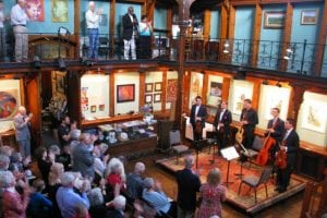 A Howland Chamber Music Series concert (photo provided)