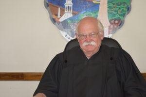 Judge Alan Steiner (file photo by M. Turton)