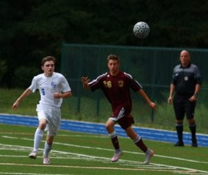 Haldane vs. Arlington (Photo by Ross Corsair)