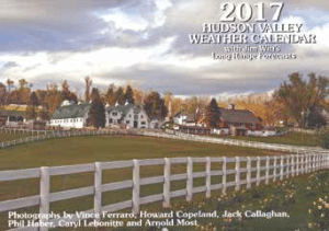 The 2017 long-range weather calendar