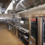 The teaching kitchen at Tilly Foster Farm (photo provided)