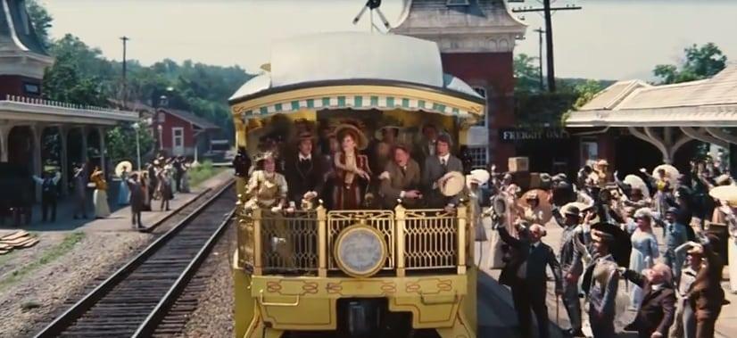 train-scene