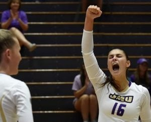 Kelly Vahos (JMU photo)