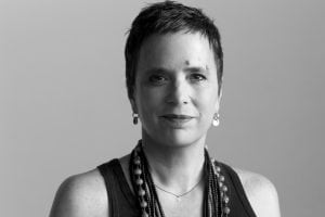 Eve Ensler (Photo by Brigitte Lacomb)