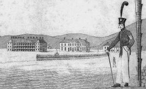 AviewofWestPoint,circa1820