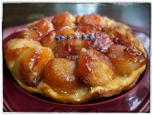 Tarte Tatin: Not your Mom's apple pie (Photo by J. Dizney)