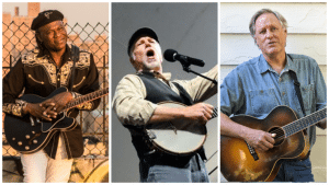Walker, McCutcheon and Chapin will perform on Oct. 16.