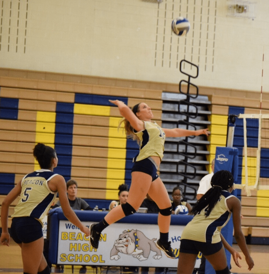 beacon volleyball