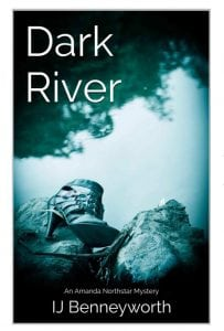 A new murder mystery novel is set in a fictional town on the Hudson River.