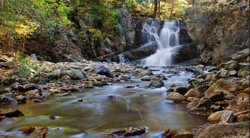 Indian Brook Falls (Photo by Marty Kavell)