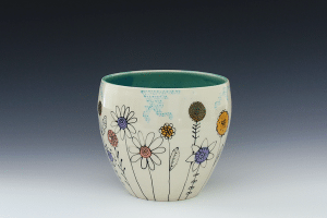 Pottery by Kelly Preusser