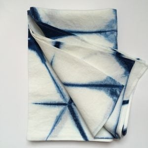 Learn the shibori technique to create your own dyed cloth. (Photo provided)