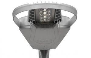 An LED streetlight