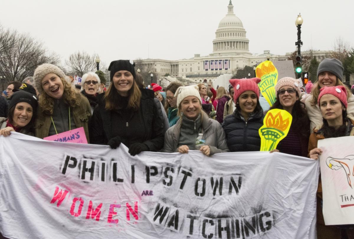 Womens March on Washington-13