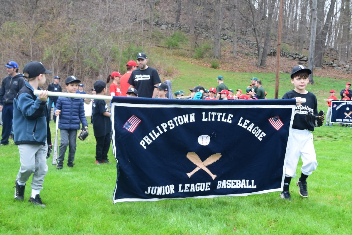 Little League Banner